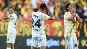 Fenerbahçede rüya, kabusa döndü