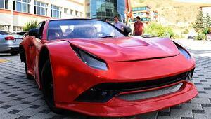 Üniversiteden yüzde 95i yerli üretim elektrikli otomobil