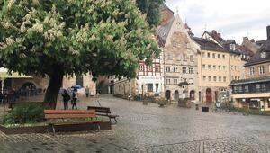 Ortaçağ sahnesinde bir şehir: Nürnberg