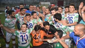 Kızıldağ Yaylasında 2M Hacımusalıspor şampiyon oldu