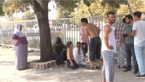 Sulama kanalında kaybolan Raminin yakınları yürekleri dağladı