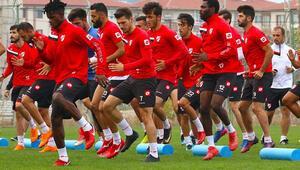 Bolusporda Afjet Afyonspor maçı hazırlıkları