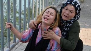 Kanalda kaybolan Afgan Rami'nin anne ve ablasının feryatları