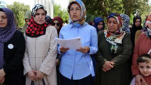 Batmanlı kadınlar, kadın cinayetlerine karşı imamlardan destek istedi
