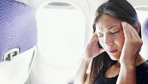 Uçak yolculuğunuz kabus olmasın