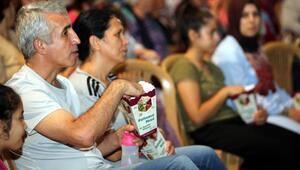 Yenimahalle'de 'Deliha 2' ile kahkaha tufanı