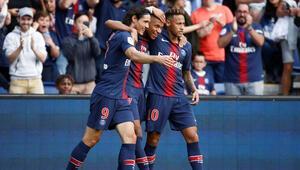 PSG 3-1 Angers (ÖZET)