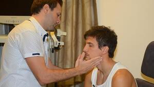 Bursasporun yeni transferi Santiago Vergini sağlık kontrolünden geçti