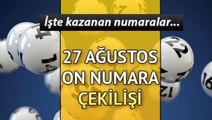 MPİ On Numara sonuç sorgulama | 27 Ağustos On Numara çekilişi