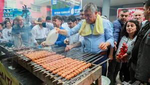 Adana'nın lezzetleri Bodrum'dan dünyaya tanıtılacak