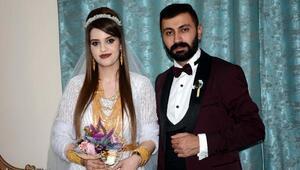 Aşiret liderinin kızı ve damadına düğünde 450 bin lira para ve 1 kilo altın takıldı