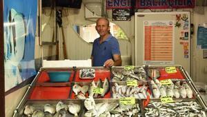 Çanakkalede balıkçılar ve vatandaşlar av yasağının bitmesini bekliyor