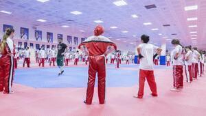 Selçukluda yaz spor okulları sona eriyor