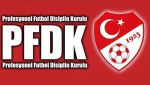 Galatasaray ve Beşiktaş PFDKya sevk edildi