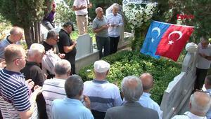 Servet Kabaklı mezarı başında anıldı
