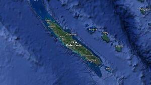 Son dakika Pasifik Okyanusu 7.1le sarsıldı  Tsunami uyarısı geldi