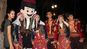 4. Uluslararası Folklor Festivali başladı