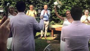 Bengü ve Selim Selimoğlu bugün evleniyor... İşte ilk görüntüler