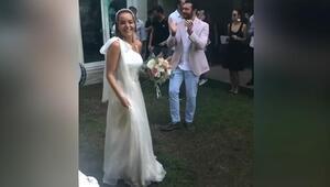 Bengü bugün evleniyor İşte ilk görüntüler....