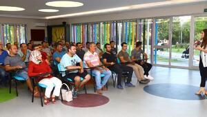 Manavgat Belediyesi personeline seminer
