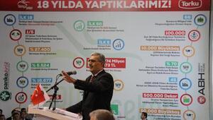 Pankobirlik Başkanı Konuk: Mücadelemiz, üreten bir Türkiye mücadelesi