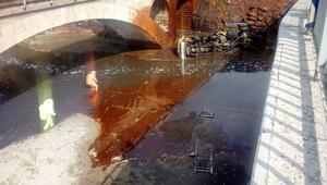 Valilikten tanker kazası uyarısı