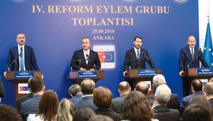 AB'ye üyelik atağı: Reformlar hızlanacak