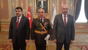İstanbul Valisi Şahin tebrikleri kabul etti