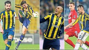 Bursaspor'dan Fenerbahçe'ye 9 futbolcu