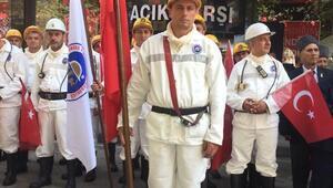 Zonguldakta, 30 Ağustos Zafer Bayramı törenle kutlandı