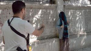 Adanada polisi alarma geçiren kadının kim olduğu ortaya çıktı