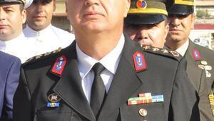 Albay Yılmaz görevine başladı