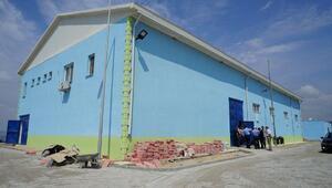Susurluk içme suyu arıtma tesisi faaliyete geçti