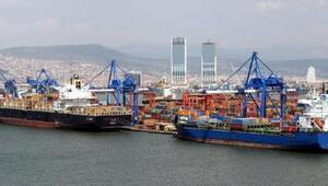 İzmirde temmuz ayında ihracat yüzde 16.4 arttı