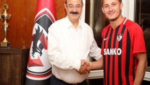 Gazişehir Gaziantepte transfer