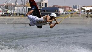 Su kayakçıları Afyonkarahisardaki şampiyonaya renk katacak
