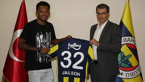 Jailson, resmen Fenerbahçede