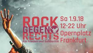 Yabancı düşmanlığına müzikal isyan: 'Sağa karşı Rock' konseri