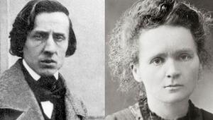 Marie Curie ve Frederic Chopin kimdir Marie Curie ile Frederic Chopinin ortak noktası nedir