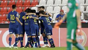 Cardozo'nun golleri Libertad'a yetmedi, Boca turladı