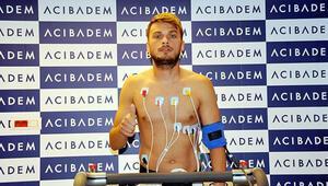 Adem Ljajic, sağlık kontrolünden geçti