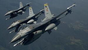PKKya ağır darbe: 3 kamp vuruldu