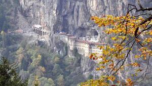 Sümela Manastırı, 3 yıl sonra kısmen ziyarete açılıyor