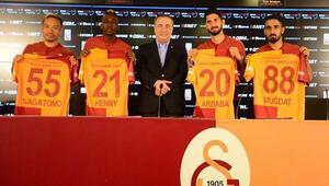Galatasaraydan transferde müthiş kar