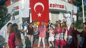 Pınarhisarda festivali coşkusu
