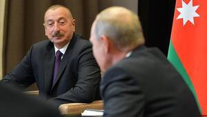 Putin ve Aliyev Soçide görüştü