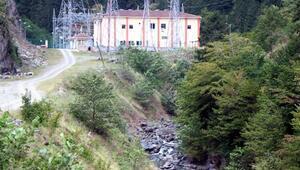 Trabzon'da, Balkodu deresi kurudu