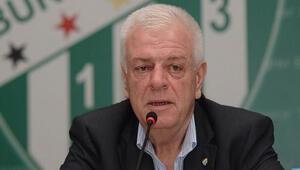 Bursaspor Başkanı Ali Ay'dan Grosicki açıklaması: Açık ve net söyleyeyim, ahlaksızlık yaptılar