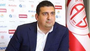 """Ali Şafak Öztürk: """"Antalyaspor, Avrupa'da oynayacak takım haline gelecek"""""""