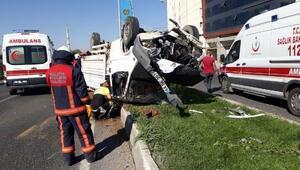 Malatyada iki ayrı kaza: 5 yaralı